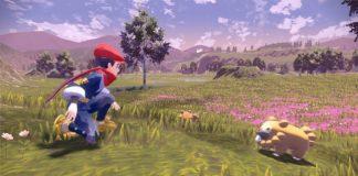 Un nouveau jeu Pokémon sur la Switch en 2022