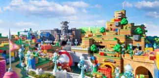 Super Nintendo World : plus que quelques jours d'attente