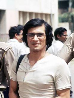 Le tueur lors de son arrestation en 1977