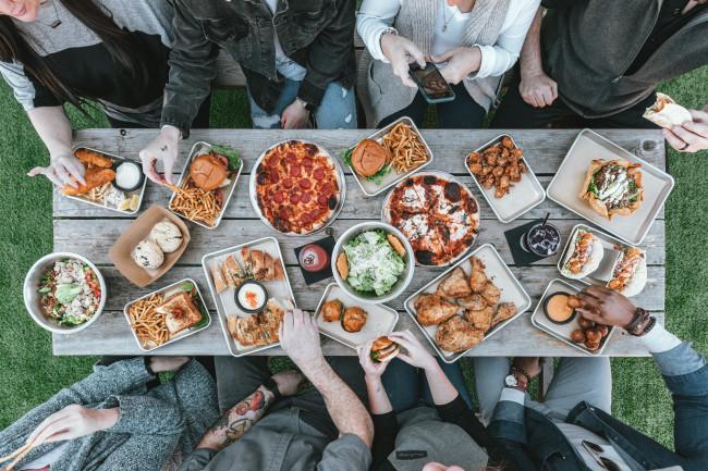 Encourager un restaurant local