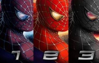 La trilogie des Spiderman