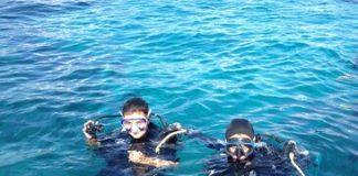 Plongée en mer : pourquoi faire son baptême de plongée en Corse