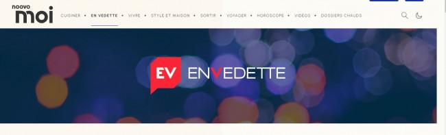 Envedette.ca change d'adresse