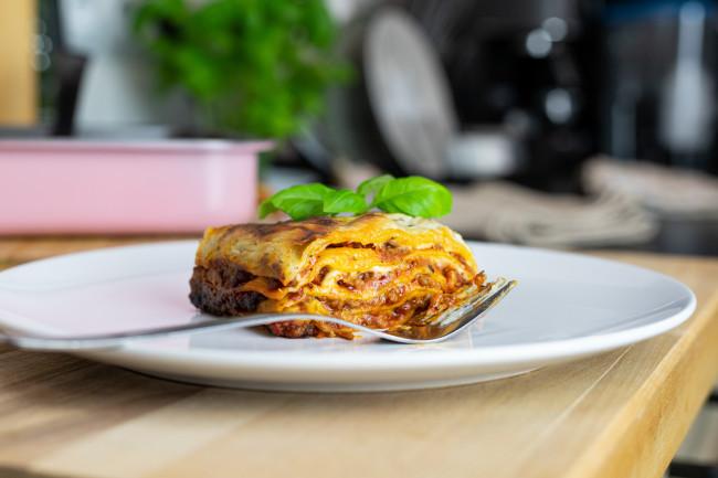 La lasagne keto